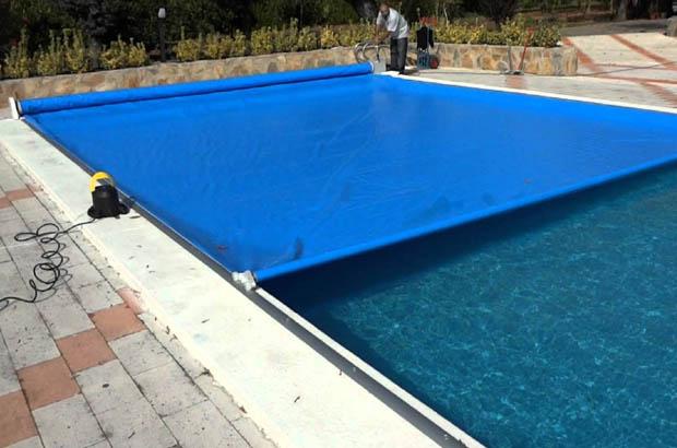 Toldos frampe su toldo en murcia for Lonas para piscinas desmontables